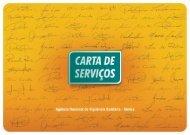 Carta de Serviços ao Cidadão - Gestão Pública