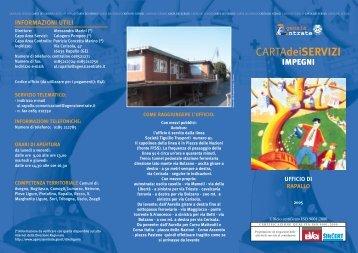 Rapallo - Liguria - Agenzia delle Entrate