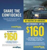 SHARE THE CONFIDENCE - Sullivan Tire Company