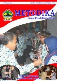 Metodika - Dinas Pendidikan Provinsi Jawa Tengah