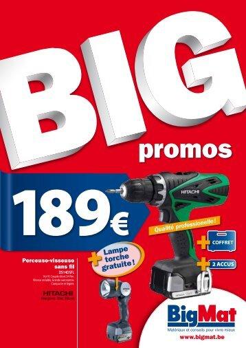 le label - BigMat