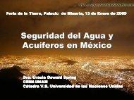 (Microsoft PowerPoint - Seguridad del Agua y acuíferos en México.ppt)
