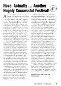 Sussex Drinker: Summer 2009 - Arun & Adur CAMRA - Page 7
