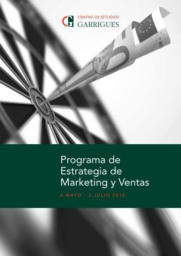 Detalles Ampliados - Centro de Estudios Garrigues