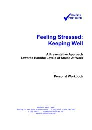 Feeling Stressed, Keeping Well - Mindful ... - Recovery Devon