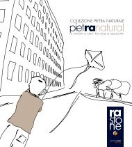 Katalog Bench PietraNatural - Rastone
