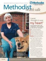 Health Talk Methodist Mansfield Medical Center Edition