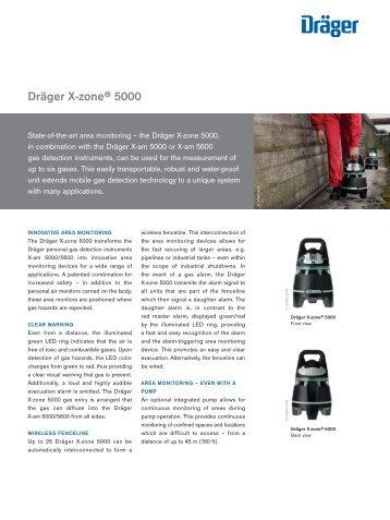 Dräger X-zone® 5000