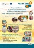Eiropas Sociālā fonda atbalsts sociālajiem pakalpojumiem ... - Page 4