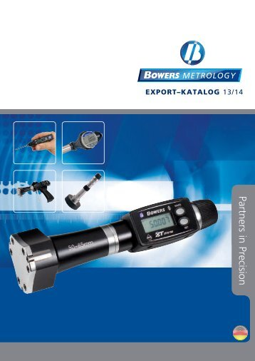 Partners in Precision - Bowers Metrology