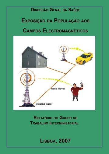 Relatório da Comissão Interministerial, Direcção ... - Ciência Viva