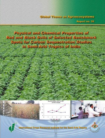 Physical and Chemical Properties of Red and Black Soils of ...