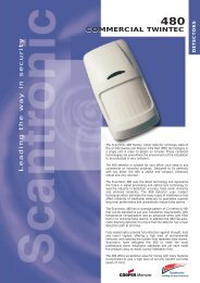 3175CS-480 Datasheet NEW - Cooper Security