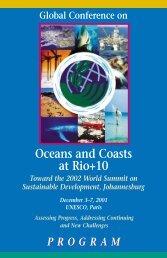 Working Groups - Global Ocean Forum
