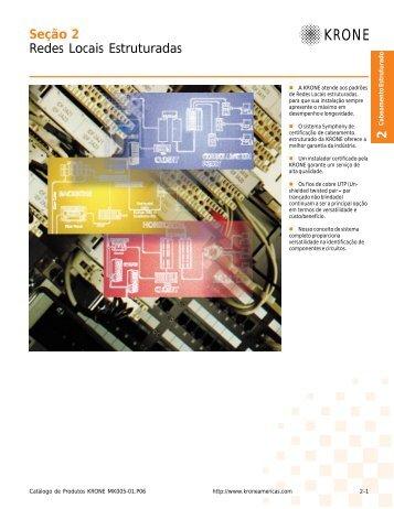 2 Seção 2 Redes Locais Estruturadas - Universidade Federal do Pará