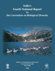 India's Fourth National Report to the Convention on