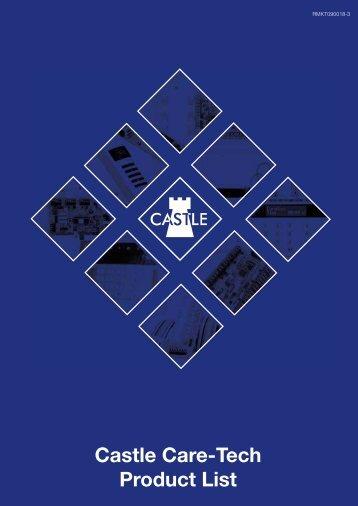 System Overview - Castle Care-Tech