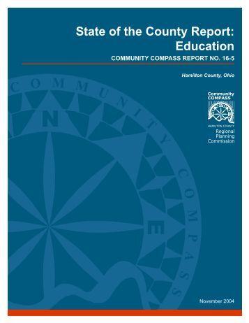 Education Body.indd - Hamilton County, Ohio