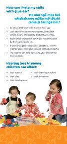 Glue Ear - HealthEd - Page 5