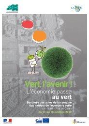 Vert, lTavenir ! - C2RP