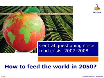 Sustainability and security of the global food supply chain - EMRC