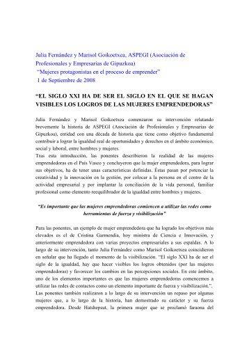 Resumen ponencia - Emekin