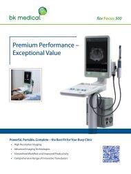 Premium Performance – Exceptional Value - Elmed