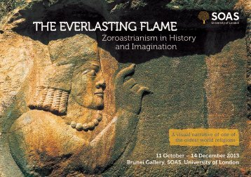 The Everlasting Flame_Exhibition_SOAS_Flyer_lr - WordPress ...