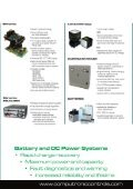 Computronic Controls Battery Charger Catalog - FWMurphy - Page 4