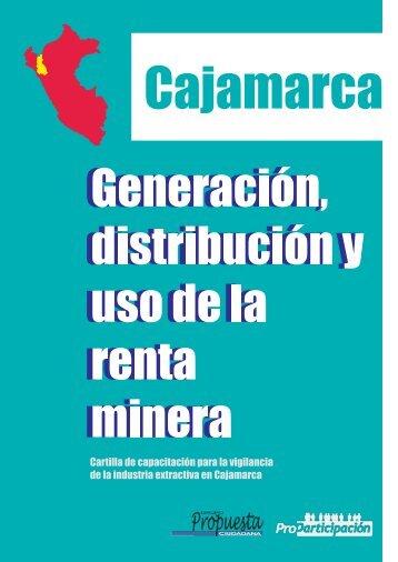 Cajamarca - Grupo Propuesta Ciudadana