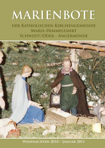 Dezember 2010 / Januar 2011 - Katholische Kirchengemeinde ...