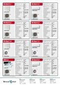 Mitsubishi varmepumpekatalog 2011 - Børresen Cooltech AS - Page 2