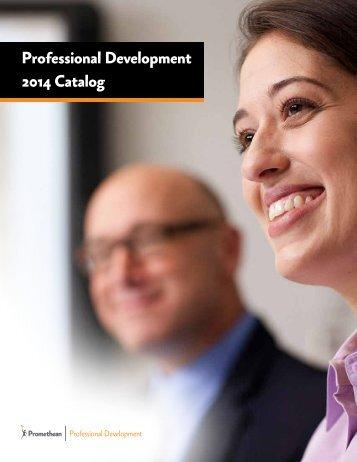 Professional Development & Consultation Services ... - Promethean