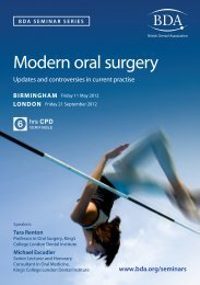 Modern oral surgery - Trigeminal Foundation, nerve injuries