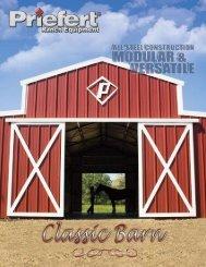 Barn Catalog