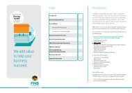 FNB_Business_Pricing