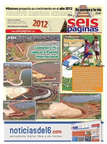 Deportes, - SeisPaginas