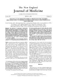 The Efficacy of Inosine Pranobex in Preventing the Acquired ...