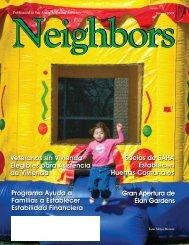 Neighbors - San Antonio Housing Authority