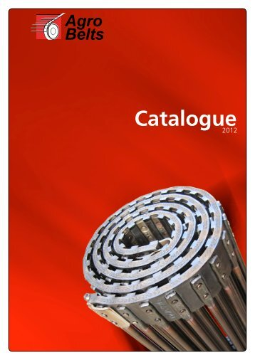 Catalogue - Agro-Belts