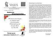 4. Ausgabe / Dezember 2005 - alt.schachclub-waldkirch.de