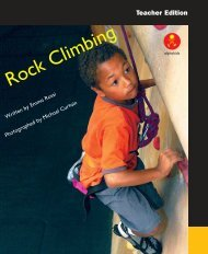 TE Rock Climbing pages