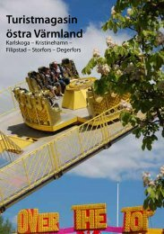 Turistmagasin östra Värmland - Kristinehamns kommun