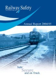 Annual Report 2005 Pg 1-30 FINAL NEW.indd - Railway Safety ...