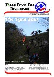 November - Ribble Canoe Club
