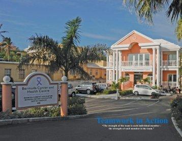 Bda Cancer Annual Report - Bermuda Cancer and Health Centre