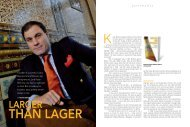 Larger than lager [pdf] - Philippa Anderson Business Writer ...