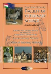 Veterinary Application Form - International Degree Programs in ...