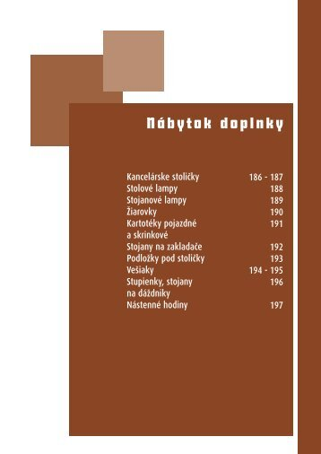 NEW-06-katalog-stranky-nábytok, doplnky.indd - Idee.sk