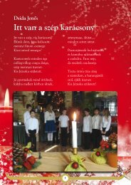 Itt van a szép karácsony - Magyar Sclerosis Multiplex Társaság